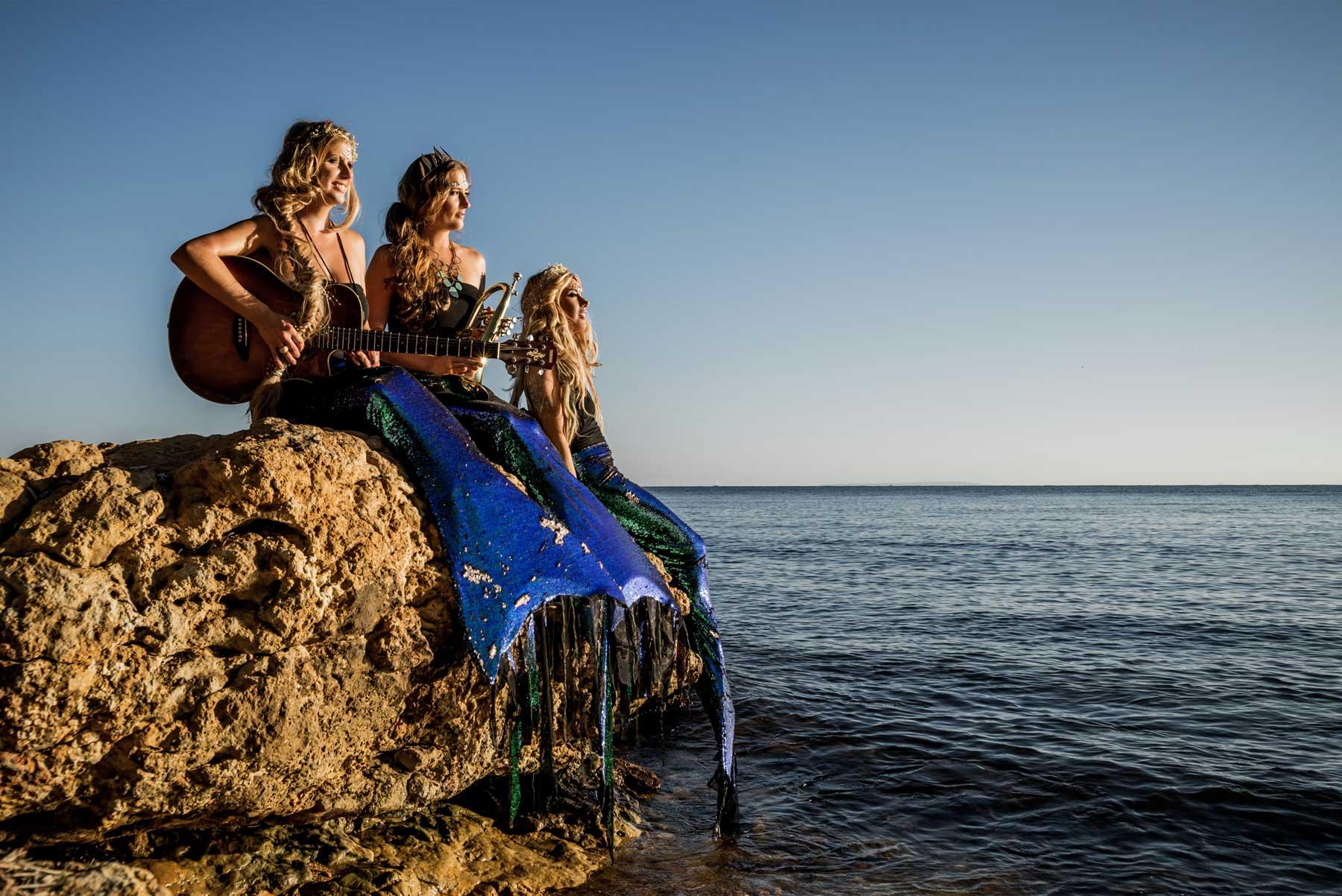 Ibiza Musical Mermaids - Live Music