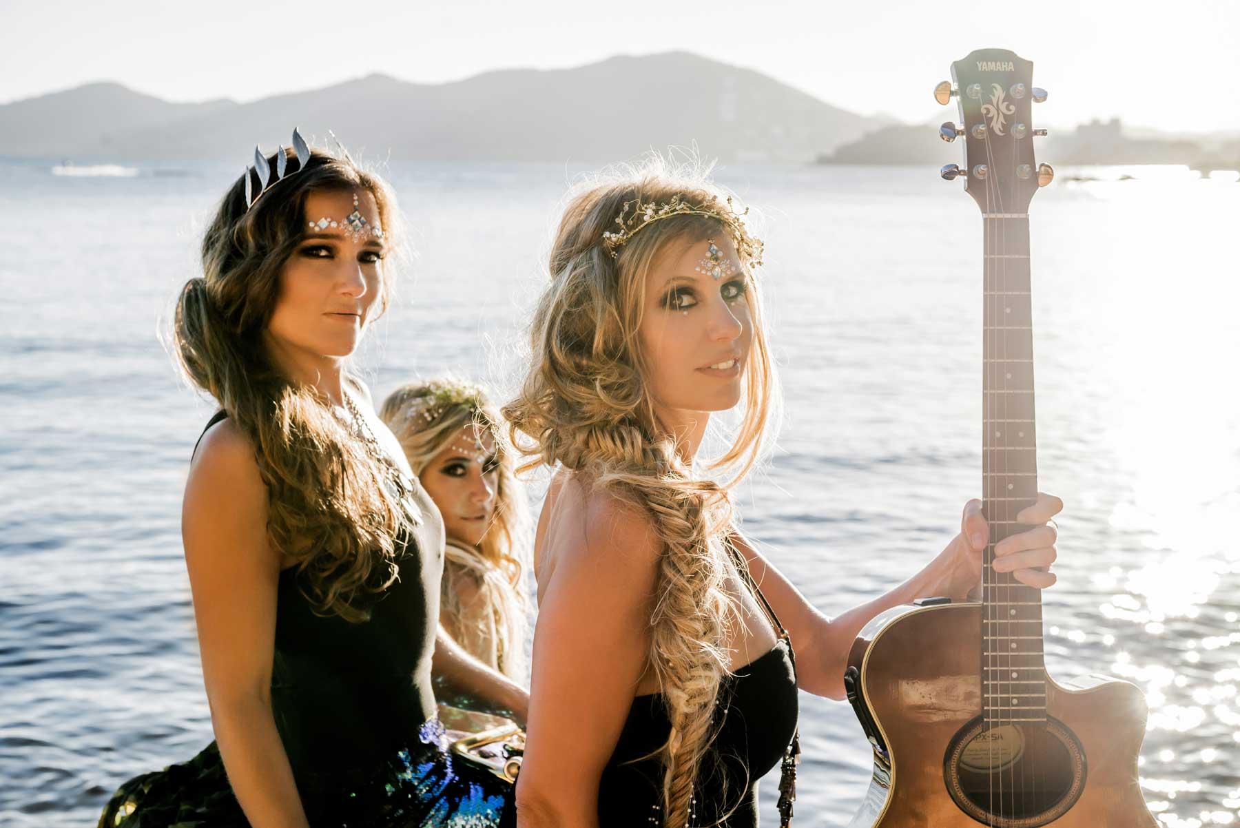 Musical Mermaids - Live Music